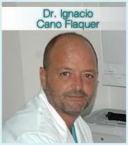 Dr. Ignacio Cano Flaquer